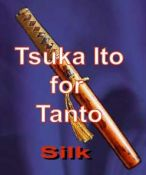 Tsuka-Ito for Tanto 6mm width